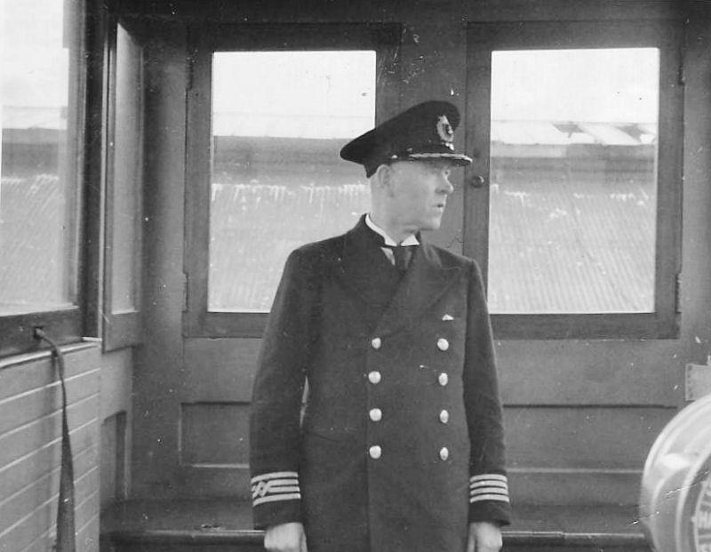 Captain W.H. Hughes