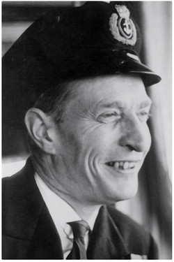 Captain Freddie Tunstall