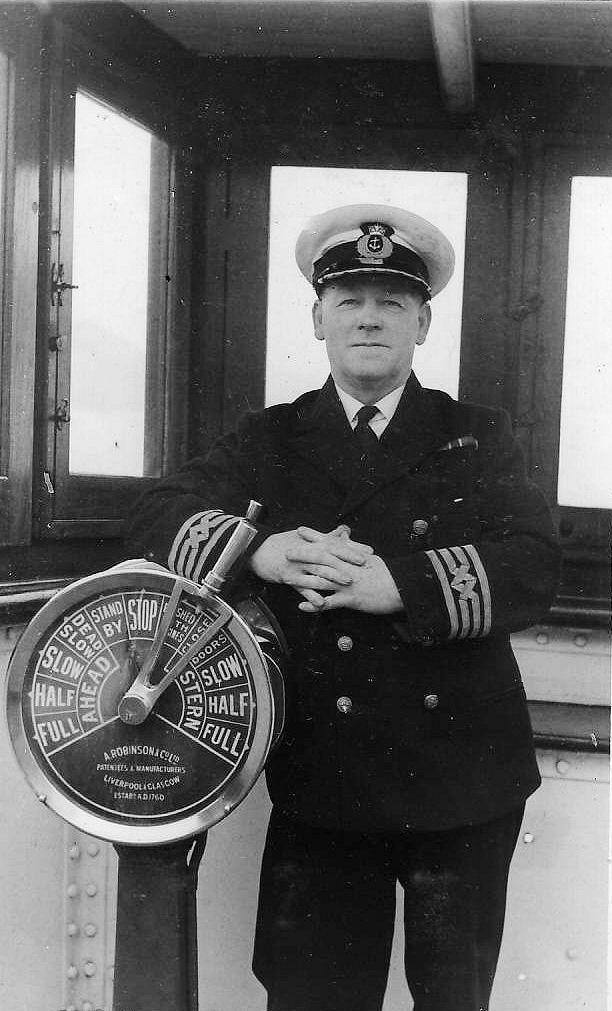 Captain Jesse Hughes