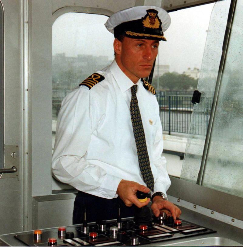 Captain John Roberts