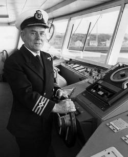 Capt LR Evans