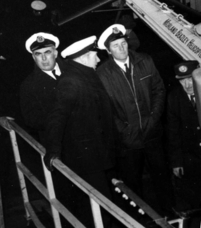 Captain Alun Thomas
