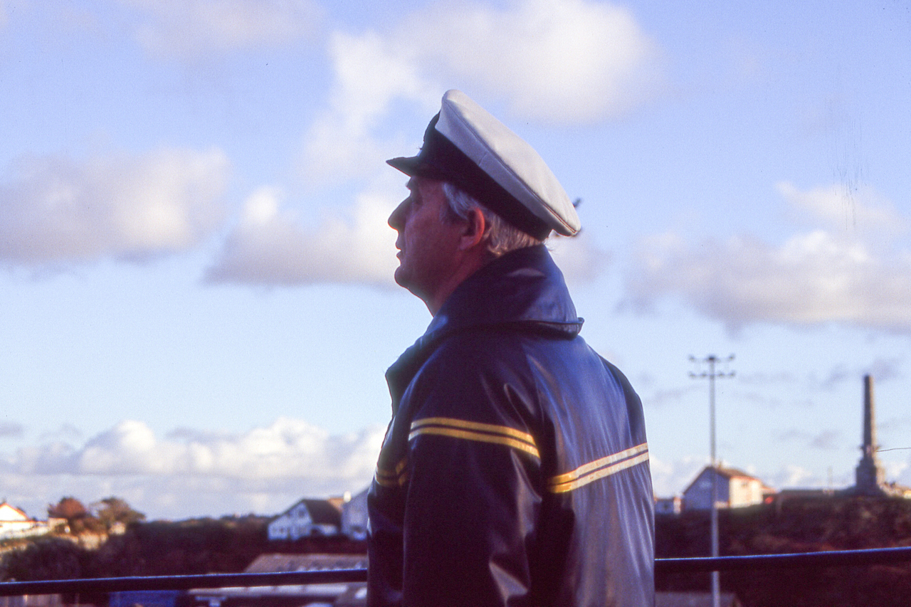 Capt Ian Farrell