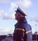 Capt Ian Farrell Stena Cambria 02.91 JM