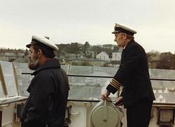 Captain Bill Carroll