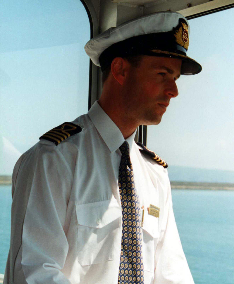 Captain Richard Davies
