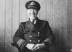 Captain Woodall