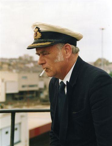 Captain John Sinnott