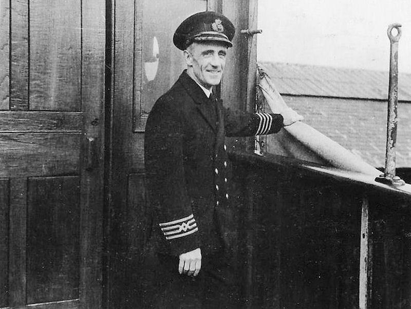 Captain Graham Manning