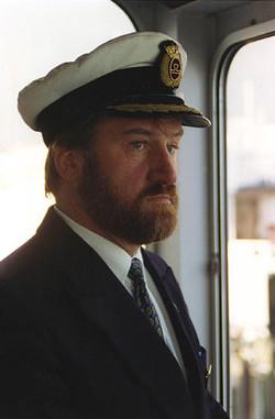 Captain Hugh Farrell