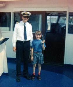Captain John McClymont