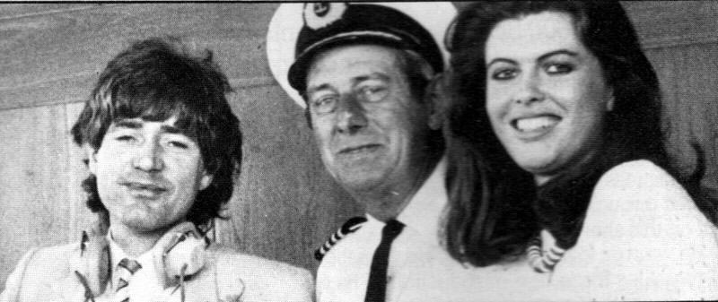 Captain Bob Crane