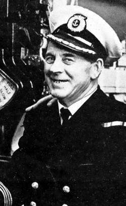 Captain Richie Roberts