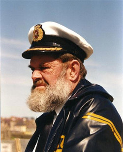 Captain Ted Besson