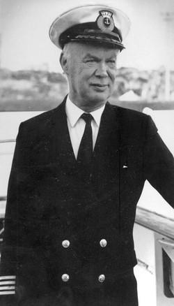 Captain John Bakewell