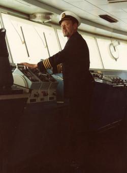 Captain Jack Milburn