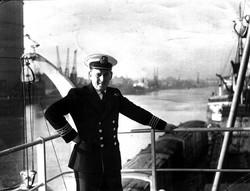 Captain Ivor Griffiths