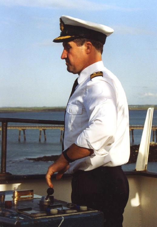 Captain David Farrell
