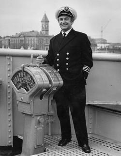 Captain George Davey