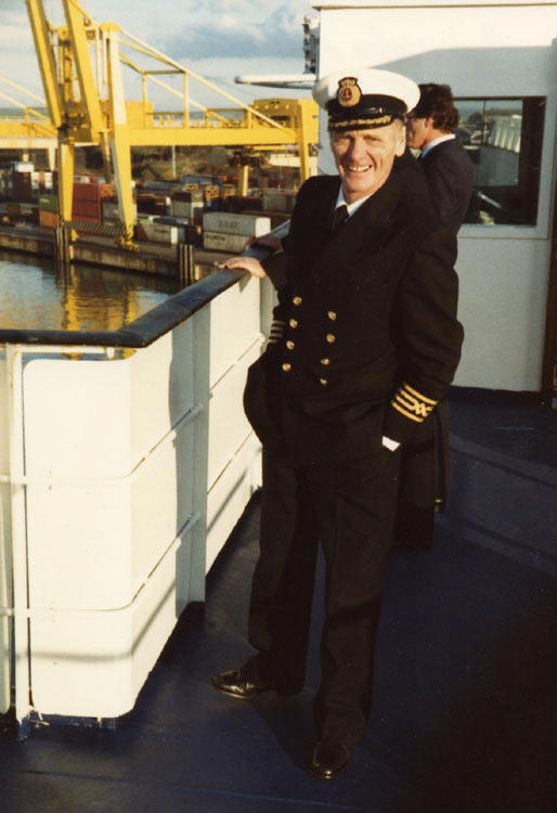 Captain Walter Lloyd Williams