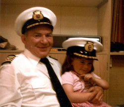 Captain Idwal Pritchard