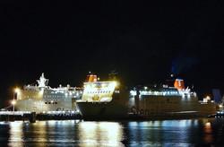 Stena Europe & Stena Nordica