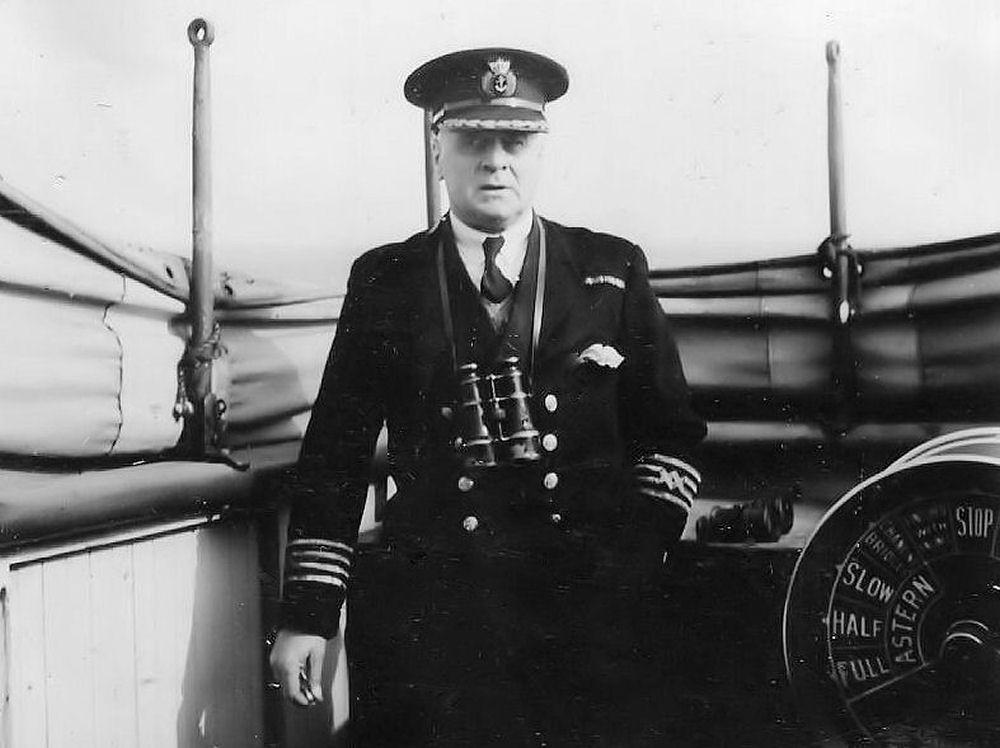 Captain Albert Marsh