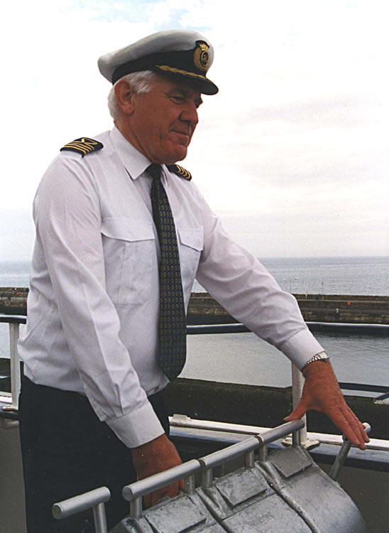 Captain Richard Jones