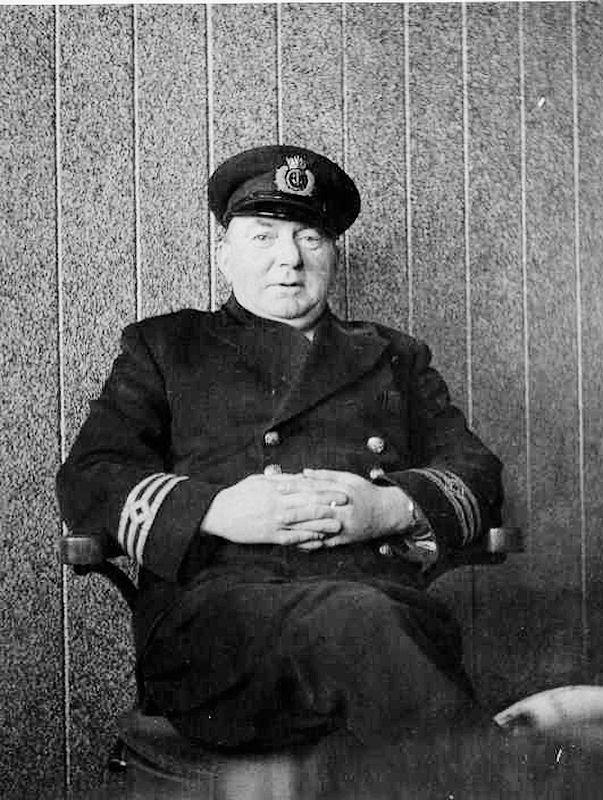 Captain Evan R Pritchard