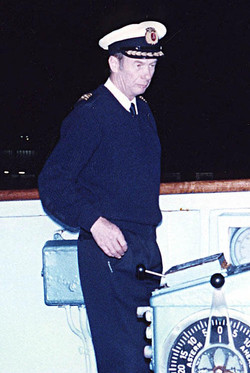 Captain Trevor Shaw