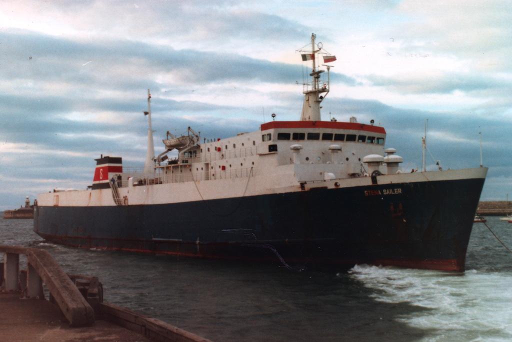 In ballast