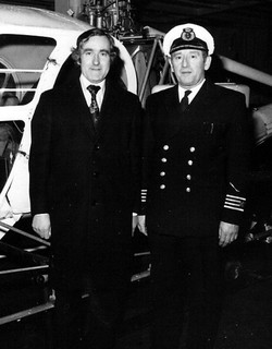 Captain Cyril Jones
