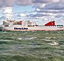 Stena Forwarder © Gary Davies _ Maritime