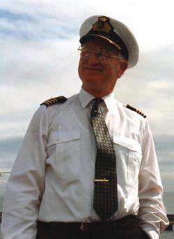 Captain Tony Lavis-Jones