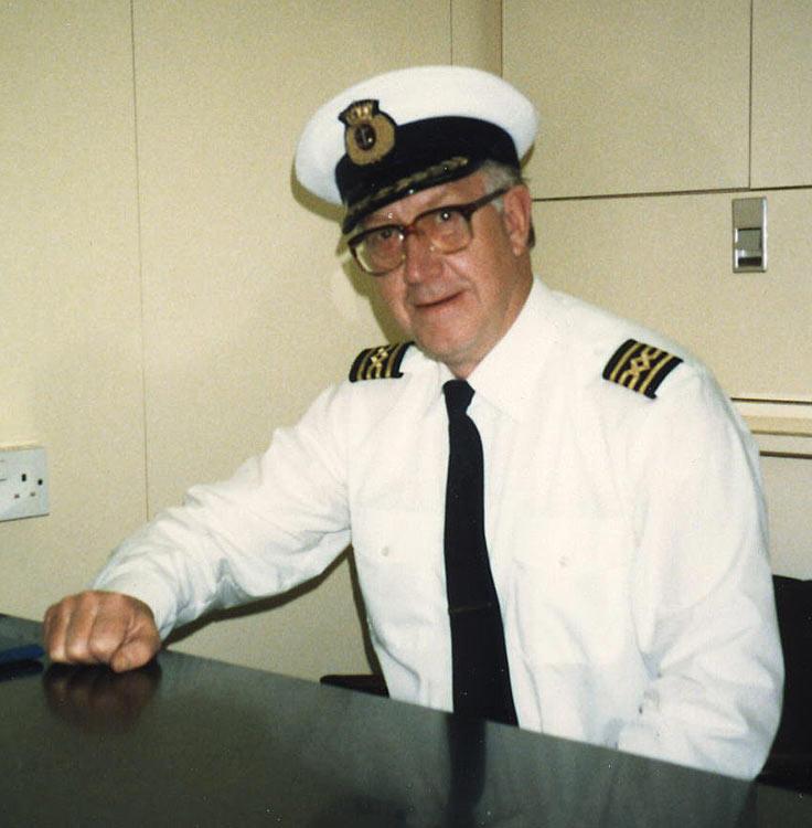 Captain John Mason