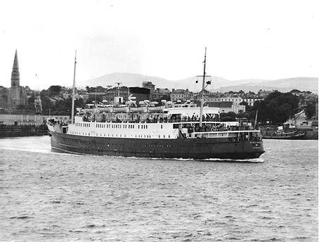 Hibernia Dun Laoghaire July 1965