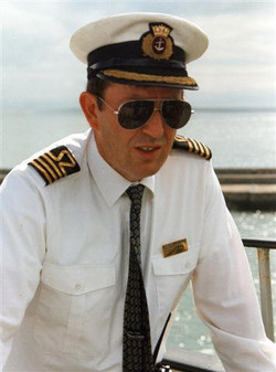 Captain Roy Graves
