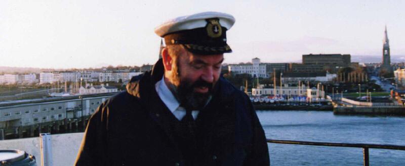Captain Lewis Pritchard