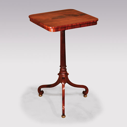 RegencyPeriod Occasional Tripod Table
