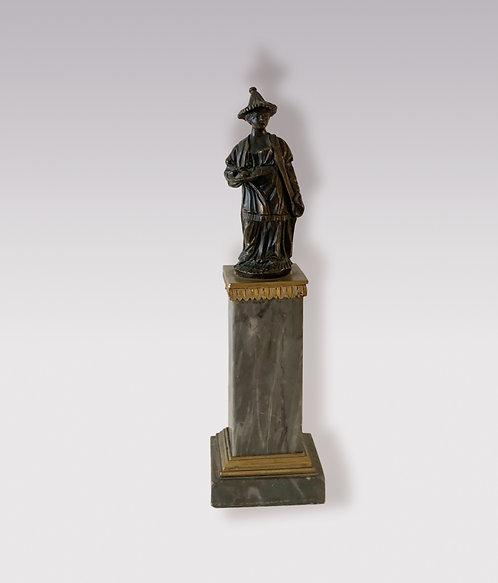 A Regency period bronze & ormolu Model of Chinaman