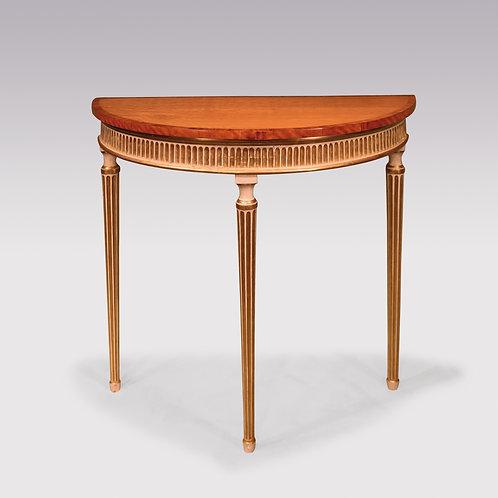 18th Century Adam period Console Table