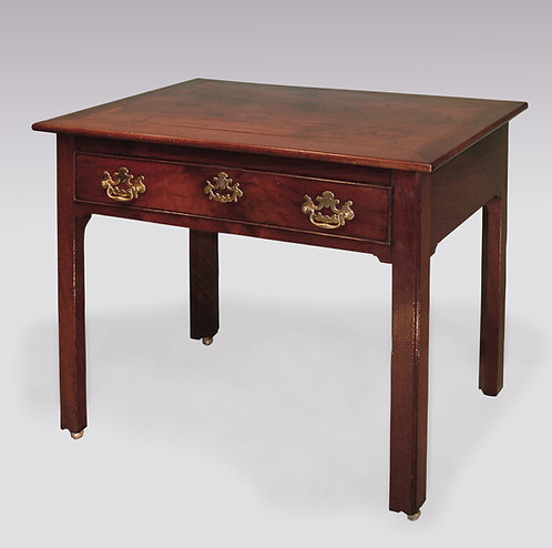 Antique Mid-18th Century Mahogany Architects Table