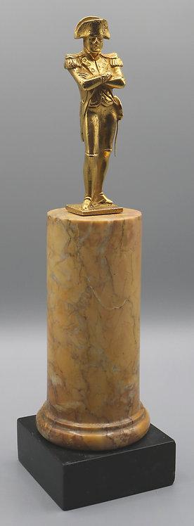 A Well-Cast Mid 19th Century Ormolu Figure of Napoleon