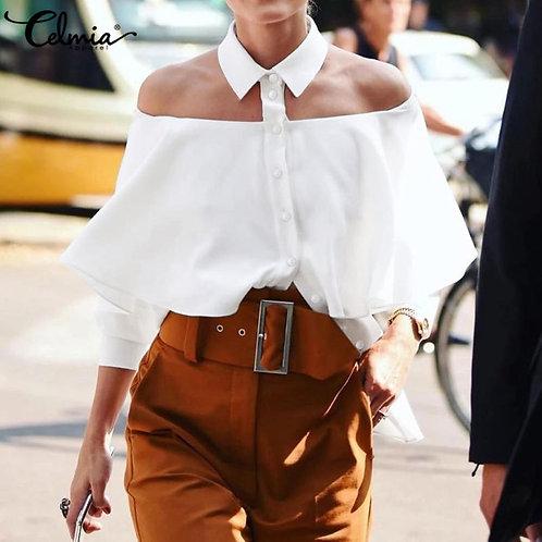 Women Off Shoulder Shirts Celmia