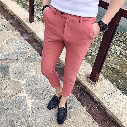 Men's Suit Pants Fashion Boutique Trousers