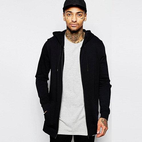 Men's  Winter Zipper Hooded Hoodies