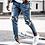 Thumbnail: Men Skinny Ripped Jeans
