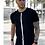 Thumbnail: Mens Silk fitted shirt