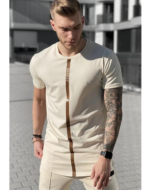 Mens Silk fitted shirt