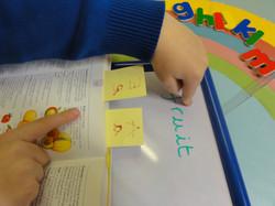 Practical dyslexia support
